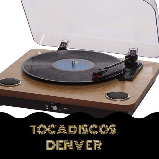 Denver Tocadiscos