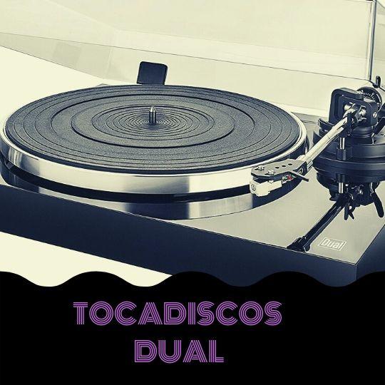 dual tocadiscos