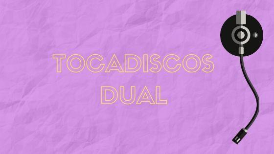tocadiscos dual