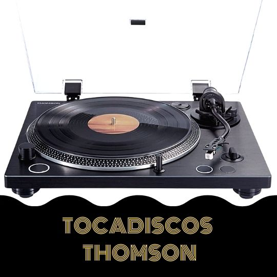tocadiscos thomson
